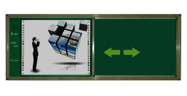 交换式电子白板